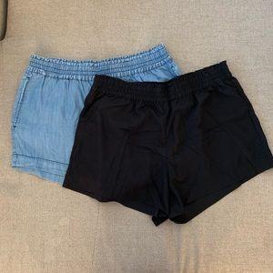 Set of 2 WhoWhatWear Shorts - Large